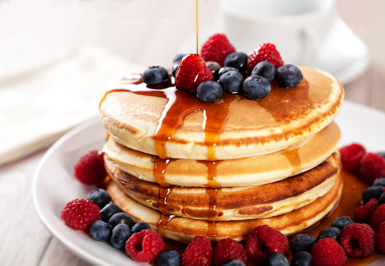 POLL: What is the best pancake topping?