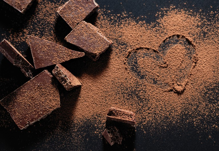 It's National Dark chocolate Day!
