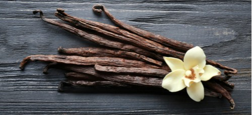 The consumption of natural vanilla causes the body to release catecholamines (including adrenalin) – for this reason it is considered to be mildly addictive.